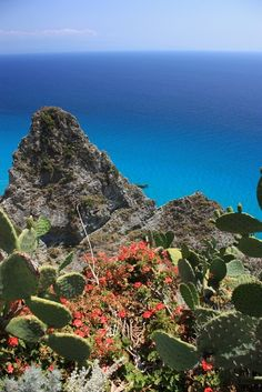 Capo Vaticano, Province of Vibo Valentia , Calabria Italy Wonderful Places, Beautiful Places, Reggio Calabria, Southern Italy, Spain And Portugal, Adventure Is Out There, Italy Travel, Italy Vacation, Places To See