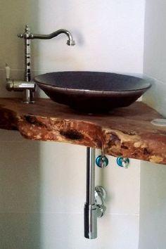 gyártó Ildáre bt Veszprém Wabi Sabi, Rustic Furniture, Barber Shop, Trailers, Projects To Try, Sink, Interior Decorating, Woodworking, Design