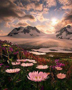 .Beautiful Alaska