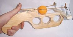 Ping-pong ball shooter