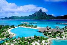 Le Meridien Bora Bora, Bora Bora,  French Polynesia!