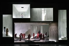 Bavarian State Opera #life #boxes #light