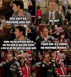 Everybody wants a relationship like Marshall & Lily.