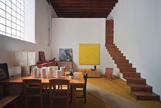 Casa Barragan в Мехико. Луис Барраган (Luis Barragan), 1948