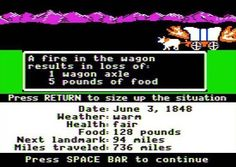 You played Oregon Trail in elementary school. | 45 Signs You're An Old Millennial