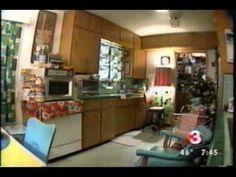 Insane 1950's House