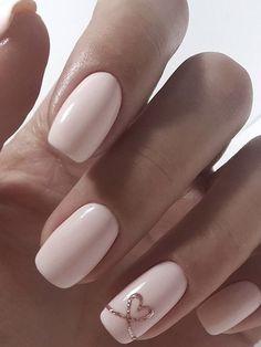 Heart nail