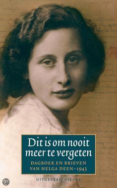 Dit is om nooit meer te vergeten -Helga Deen - 9789050188418. Helga Deen hield een dagboek bij in kamp Vught, een aangrijpende en ontroerende getuigenis van het dagelijks leven in een concentratiekamp. Ze wordt heen en weer geslingerd tussen liefde en afkeer, tussen wanhoop en optimisme. Plotseling....GRATIS VERZENDING IN BELGIË - BESTELLEN BIJ TOPBOOKS VIA BOL COM OF VERDER LEZEN? DUBBELKLIK OP BOVENSTAANDE FOTO!