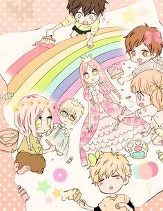 Следующая страница Chibi, Hibi Chouchou, Cute Girl Drawing, Anime Group, Japanese Anime Series, Manga Pictures, Shoujo, Anime Love, Kawaii Anime