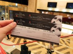 Nice ticket design Ticket Design, Phantom Of The Opera, Event Ticket, Design Inspiration, Cards Against Humanity, Nice, Nice France