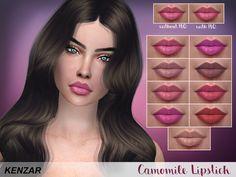 Lana CC Finds -Camomile Lipstick