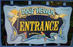Blue Heaven Restaurant Key West, FL