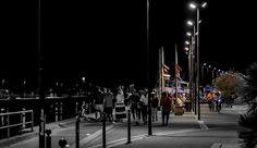 Porto garibaldi ... passeggiata sul porto canale