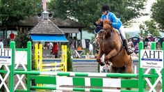 PHOTOS: Twighlight Jumpers at Great Meadow - by Chris Weber ---   Twighlight Jumpers at Great Meadow - 18 Photos The Plains, VA ~ by Chris Weber  [/vc... -