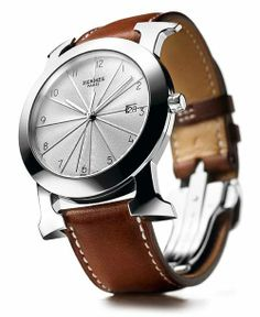 please? pretty please? I can always use an Hermes man's watch....
