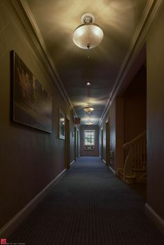 "Corridor - McLean House, Estates of Sunnybrook  Feel free to visit and follow me on  * <a href=""http://torontointeriors.photography/"">torontointeriors.photography</a> * <a href=""https://www.facebook.com/PavelVoronenkoPhotography"">Facebook</a> * <a href=""https://www.facebook.com/torontointeriorsphotography"">T.I.F. on Facebook</a> * <a href=""https://instagram.com/torontointeriors.photography/"">Instagram</a> * <a href=""https://www.pinterest.com/PavelVoronenko/"">Pinterest</a>  Feel free to use…"