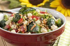 Anytime Broccoli Salad   EverydayDiabeticRecipes.com