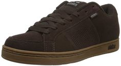 etnies Men's Kingpin Skateboarding Shoe *** Remarkable product available now. : Mens shoes sneakers