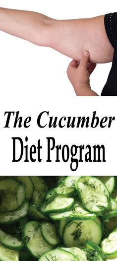 The Cucumber Diet Program