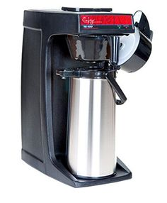 Cafejo Pour Over Thermal Brewer for Offices with Airpot Coffee Maker With Grinder, Drip Coffee Maker, Cheap Coffee Machines, Thermal Coffee Maker, Coffee Maker Reviews, Coffee Type, Coffee Branding, Popcorn Maker, Offices