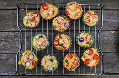 The Gluten-Free, Grain-Free, Sugar-Free Fashion Week Challenge: Part One – Vogue - Muffin frittatas