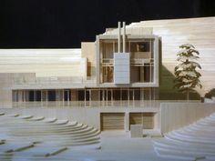 Villa Gardone / Richard Meier & Partners Architects,Model © Richard Meier & Partners