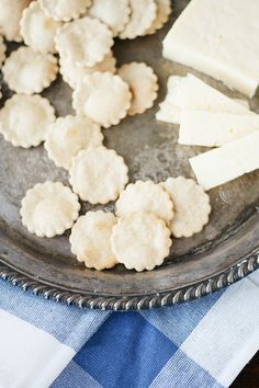 simple whole wheat water crackers - Heather's French Press