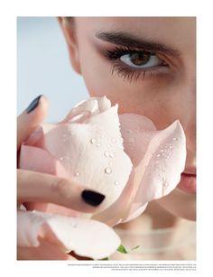 Фотосессия для Dior Magazine (Интернет-журнал ETODAY)