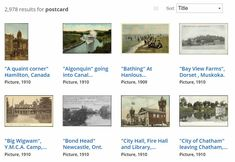 When we don't have photos of an ancestor, we need to look for other sources for images to help illustrate their life. One source is the Toronto Public Library, Fire Hall, Library Website, Newcastle, Vintage Postcards, Family History, Genealogy, Ontario, Toronto, Public