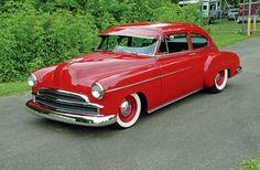 1949 Chevy Fleetline. #ClassicNation