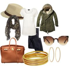 Shopping Outfit.