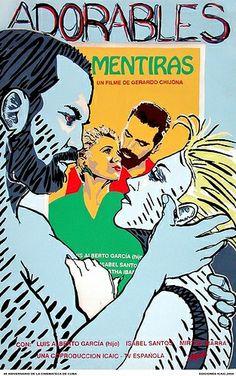 Adorables mentiras (1992) Cuba. Dir.: Gerardo Chijona. Comedia. DVD CINE 1588-V