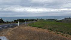 Looking accross to mainland Kangaroo Island, Country Roads