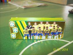 Memória do Futebol Contada na Caixinha de Fósforo: GRANDES SELEÇÕES !