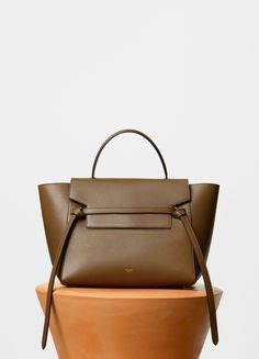 Mini Belt Bag in Supersoft Calfskin - Céline