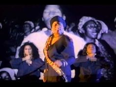 """Ladies First"" Queen Latifah featuring Monie Love."