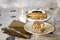 apple-poppy seed pie by kofaragozsuzsiphotos