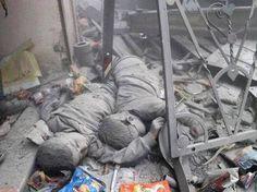 Aleppo: Inilah 'Pesan2 terakhir' dari orang2 sebelum pembantaian mereka...