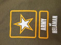 Army of Helaman T-shirts