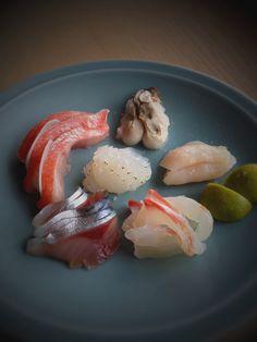 sashimi varietion