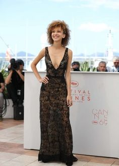 Mili Eshet in Inbal Dror: Beyond The Mountains and Hills Photocall at 2016 Cannes Film Festival -02
