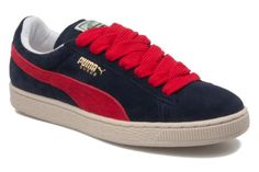 Chaussures PUMA - Suede classic eco
