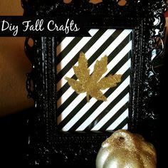 Fall crafts diy