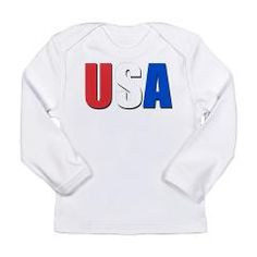 USA Long Sleeve T-Shirt> USA love> Victory Ink Tshirts and Gifts