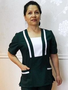 Paty Casual Attire, Filipina, Scrubs, Sewing, Blouse, How To Wear, Shirts, Dresses, Fashion