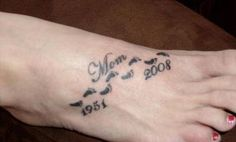 tattoos for mom