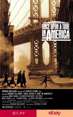"Al Pacino Johnny Depp Film Donnie Brasco Movie Art Poster 18x12 36x24 40x27/"""