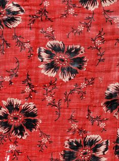 retro floral - via flickr