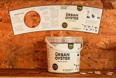 URBAN OYSTER Mushroom Grow Kit, Compost, Oysters, Stuffed Mushrooms, Urban, Gourmet, Stuff Mushrooms, Composters