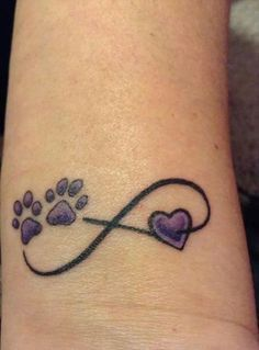 55+ ideas tattoo dog life heart #tattoo